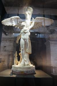 Статуя в музее. Сейчас не вспомню, но более полутора тысяч лет.