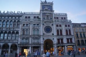 Часовая башня San Marco